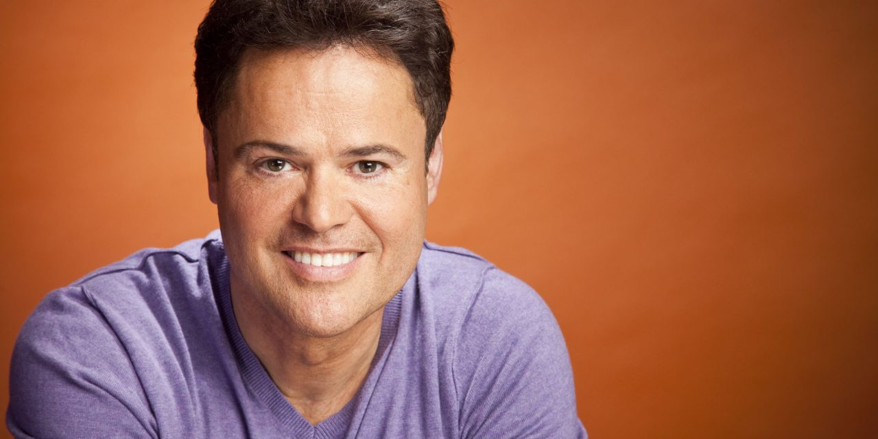 """Sharing Our Voices: Donny Osmond's """"My Beliefs"""" Site"""