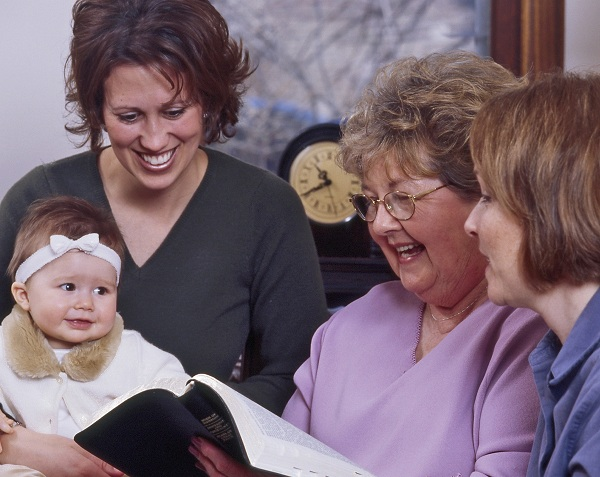 Relief Society is the organization for Mormon Women