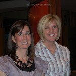 Rochelle and Chantal, founders of non-profit Hope Arising