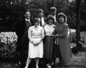Mormon Missionaries in 1980's