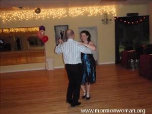 Emily Dancing