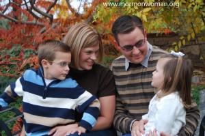 Mormon Family: Elizabeth