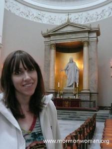 Mormon woman Kathryn