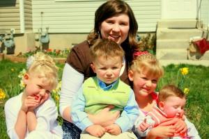Mormon mother Rachel