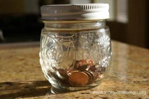 Mormon Woman: Jenna's jar