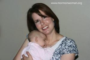 Mormon Woman: Michelle F