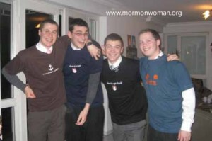 Mormon Men