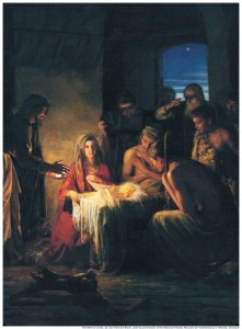 Mormon LDS Christmas beliefs and celebrations article