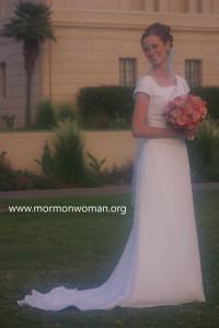 Mormon Women: Bride