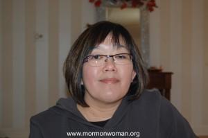 Mormon Woman: Krittiya