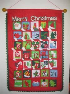 Mormon Advent Calendar