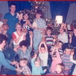 Mormon family Christmas party