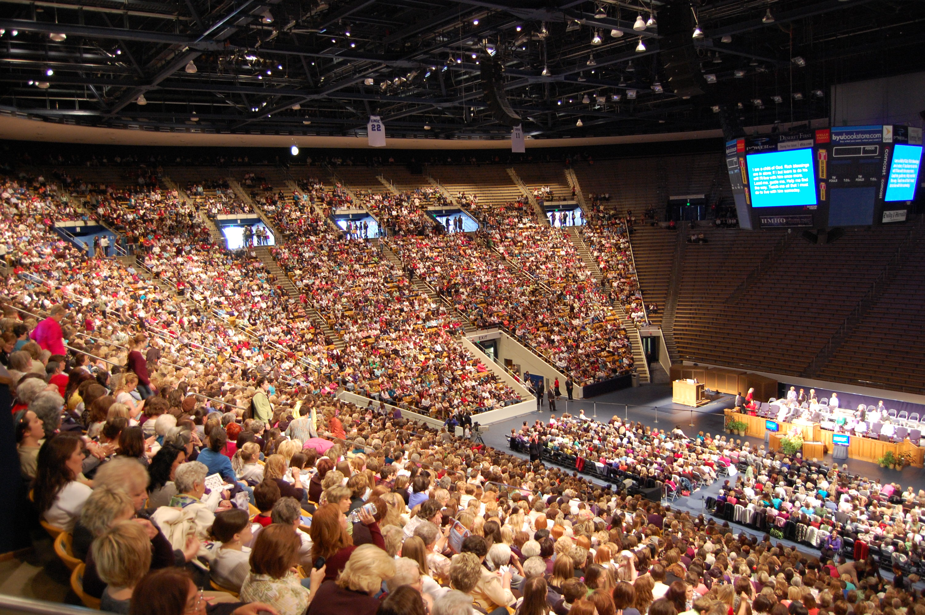 BYU Women's Conference transcripts #byuwc