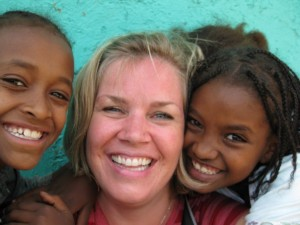 Mormon woman brings hope to people in Africa