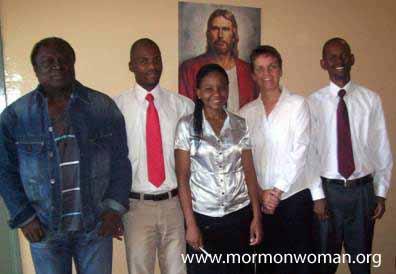 Mormons in Africa (Botswana)