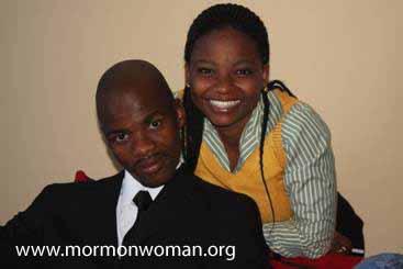 Mormons in Botswana