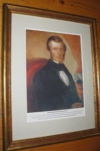 Wilford Woodruff, early Mormon pioneer and 4th prophet of LDS Church