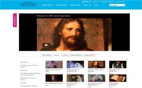 new mormon.org shares Mormon beliefs