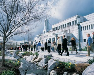 Mormons will gather for General Conference this weekend