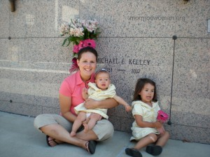 Mormons believe in life after death and eternal families