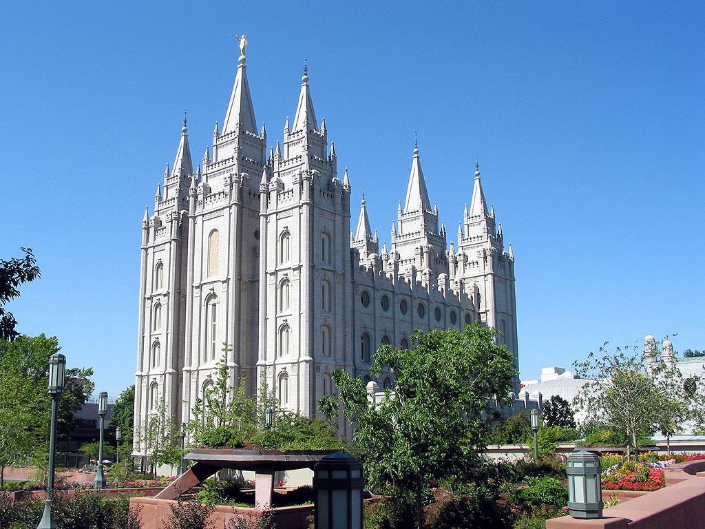 Mormon underwear garment temple