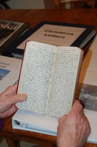 Mormon woman loves family history