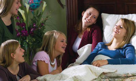 Mormon Women and Service (Video)