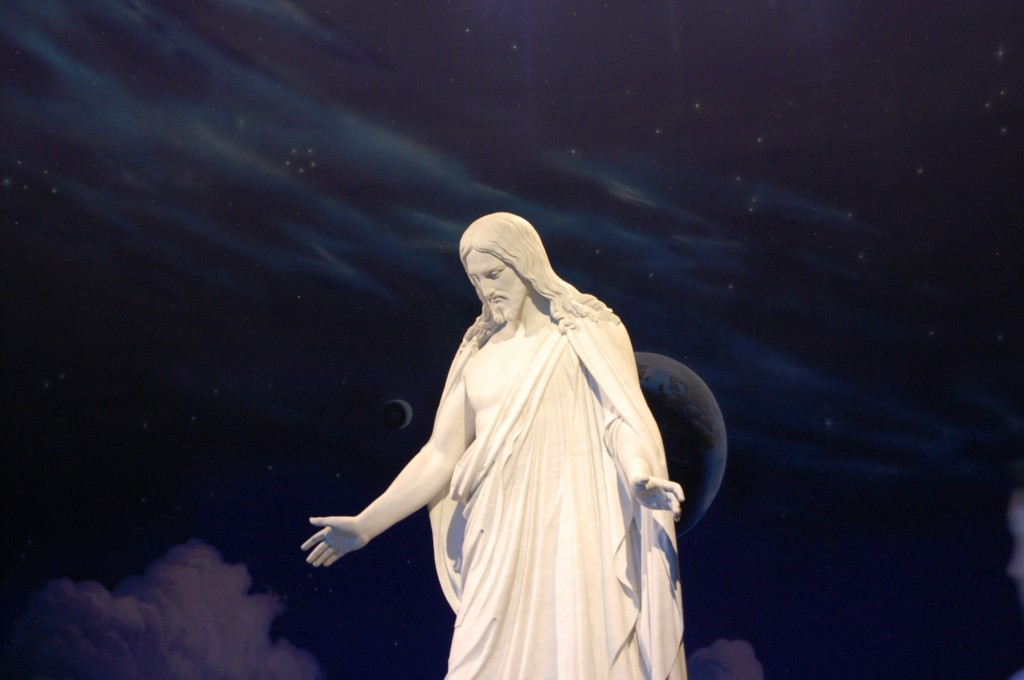 Mormon faith focuses on Jesus Christ