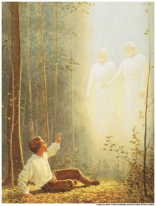 Mormon Beliefs: The First Vision