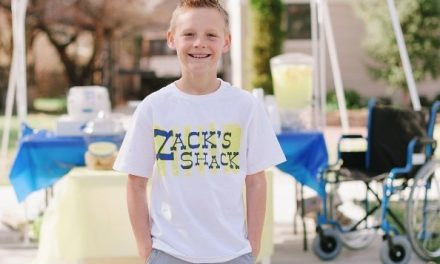 Zack's Shack: LDS boy's lemonade stand helps people in need