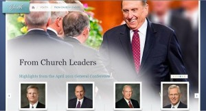 Mormon youth site shares general conference highlights