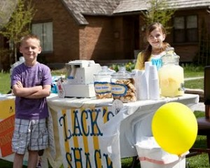 Zack's Shack makes money to give wheelchairs to those in need