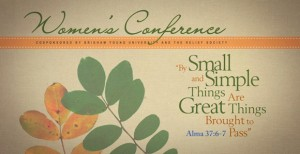 Sister Beck's 2011 BYU Women's Conference talk on demand