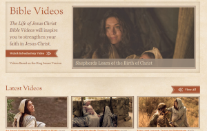 Bible videos from The Church of Jesus Christ of Latter-day Saints