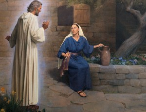 pondering the nativity: the annunciation