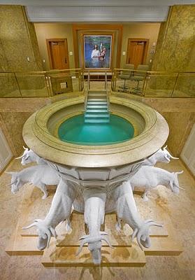 Mormon baptism for the dead proxy holocaust