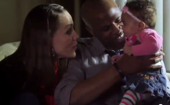 Alex Boye with wife and daughter conversion story