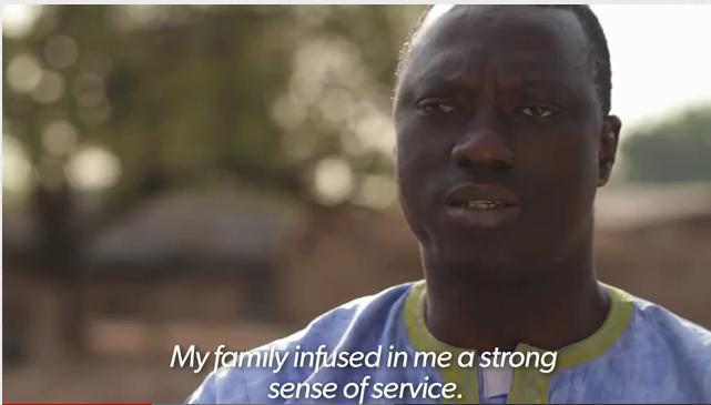 Mormon black man running for president in Mali