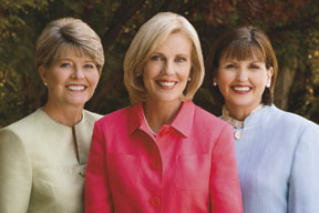 LDS women hold leadership positions in the Mormon Church