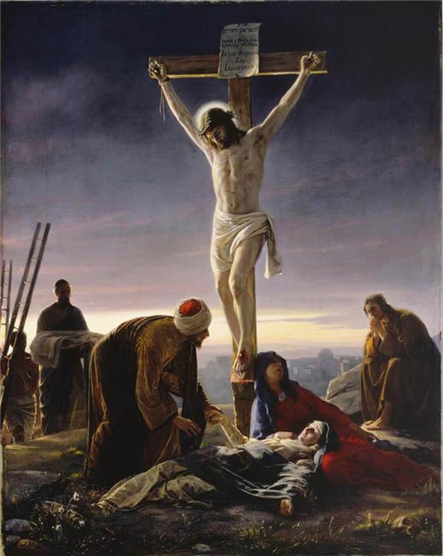 Mormons believe in Jesus Christ