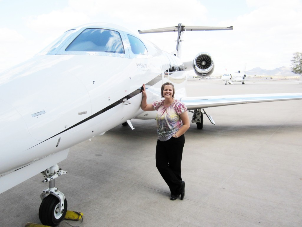 LDS Mormon Woman has always dreamed of being a pilot