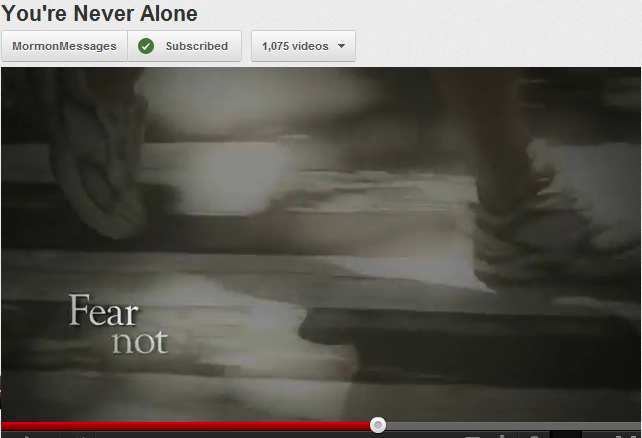you're never alone marathon elaine dalton