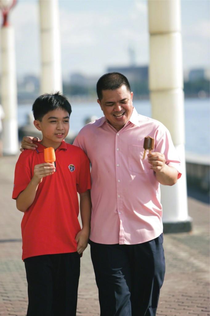 Celebrating Fatherhood Father's Day