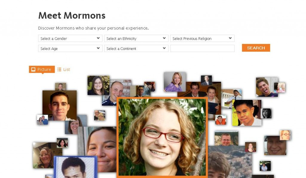 mormon conversion stories at mormon.org