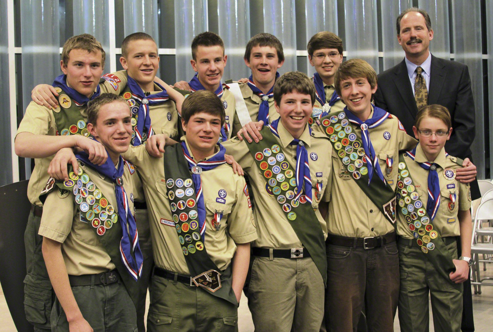 scouts boy lds church america mexico bsa scout scouting young mormon gay youth statement velvet steel resolution issues mormons standing