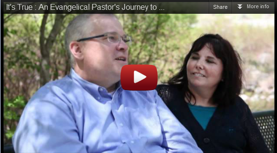 A former Evangelical Christian Pastor's Mormon Conversion story