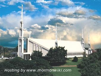 Templos Mormones Buenos Aires