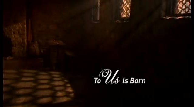 To Us is Born Christmas musical short