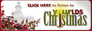 yourLDSradio Christmas music stream