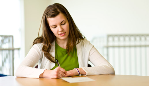 BYU students write letters reflecting scriptural insights and truths